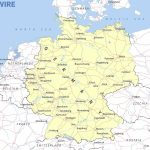 Free Maps Of Germany – Mapswire   Large Printable Map Of Germany