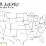 Free Printable Map Of The United States | D1Softball   Us Regions Map Printable