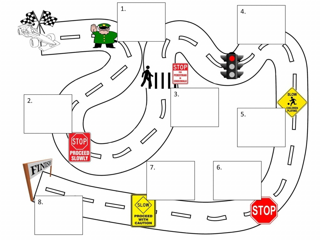 Free Reading Road Map Printable. Customizable And Easy To Use With - Printable Road Maps For Kids