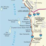 Freeway Maps Of Southern California Map San Clemente California   San Clemente California Map