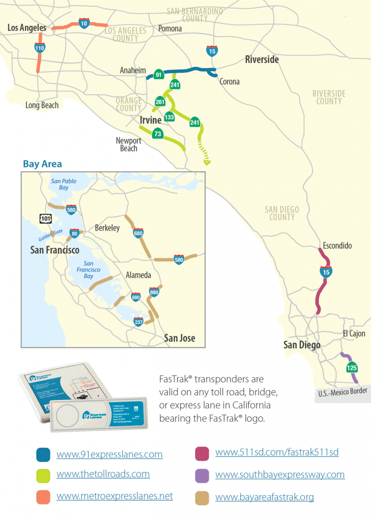 Frequently Asked Questions - California Toll Roads Map