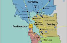 Fresno California Map