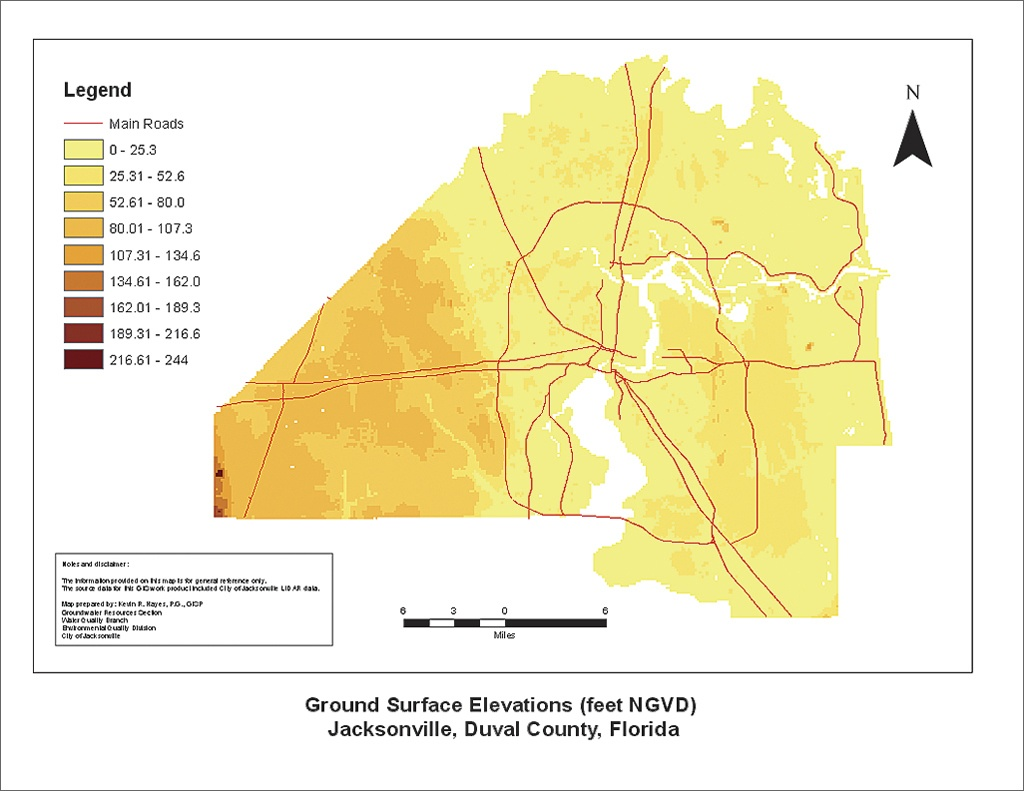 From Paper Maps To Accessible Gis Data - Florida Gis Map