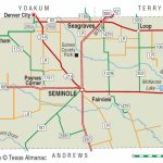 Gaines County | The Handbook Of Texas Online| Texas State Historical   Gaines County Texas Section Map