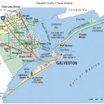 Galveston County | The Handbook Of Texas Online| Texas State   Texas Gulf Coast Beaches Map