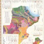 General Soil Map Of Texas (Sheet No. 1)   Esdac   European Commission   Texas Soil Map