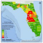 Geographic Map Of Florida | Sitedesignco   Florida Gis Map