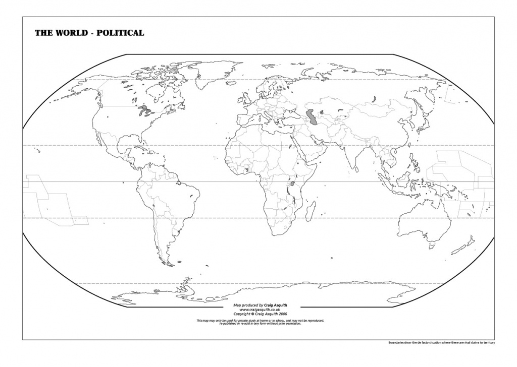 Geography Worksheet: New 591 Geography Worksheet World Map - Free Printable World Map Worksheets