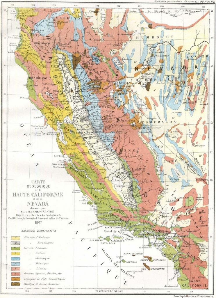 Geologic Maps | California Geological Survey - Geologic Maps Of - California Geological Survey Maps