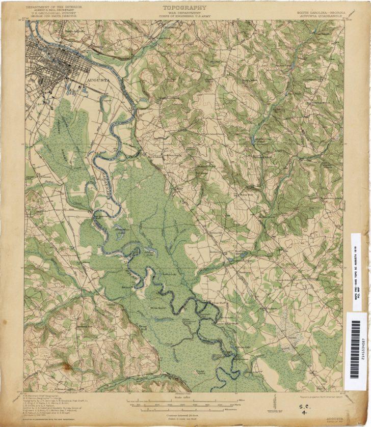 Printable Map Of Columbus Ga