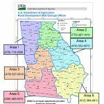 Georgia | Usda Rural Development   Usda Rural Development Map Florida