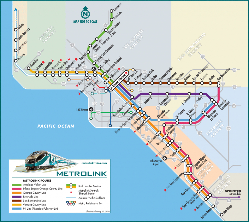 Getting To Little Tokyo | Soha Conference - Amtrak Station Map California