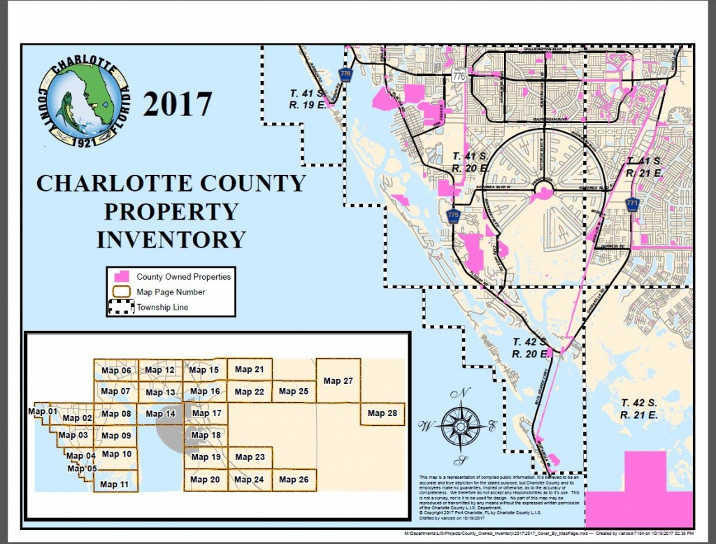 Gis Maps - All Documents - Fema Flood Maps Charlotte County Florida