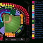 Globe Life Park Seating Map | Mlb | Random Things I'd Want To   Texas Rangers Map