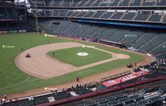 Texas Rangers Stadium Seating Map