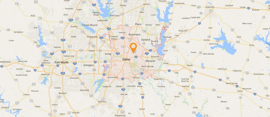Google-Map - Community Recycling - Google Maps Plano Texas