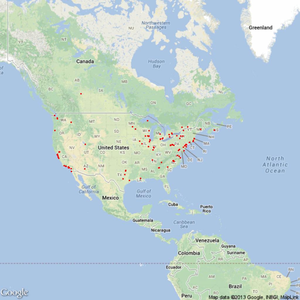Google Map Us And Canada Maps Usa States Florida 45 With East Asia 9 - Maps Google Florida Usa
