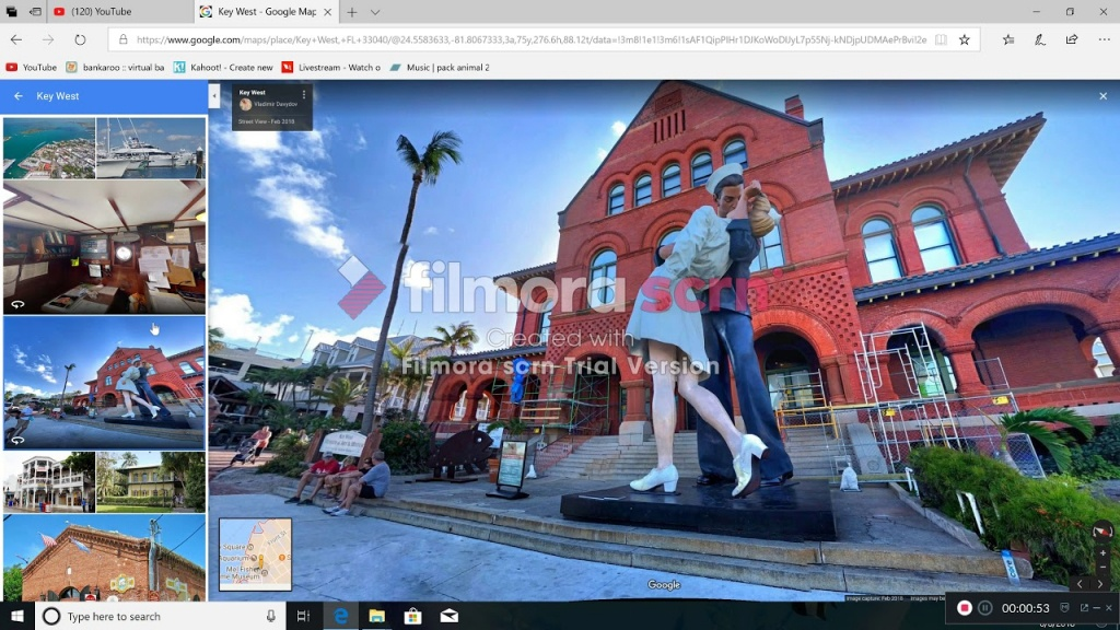 Google Maps : Key West, Florida (Preview) - Youtube - Google Maps Key West Florida