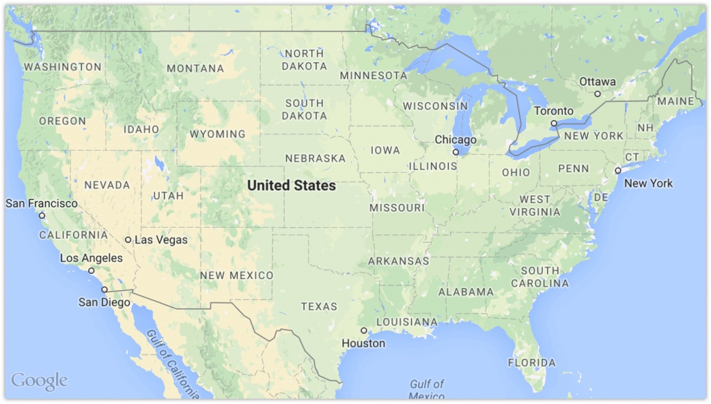 Google Maps Map Of Usa - Capitalsource - Maps Google Florida Usa