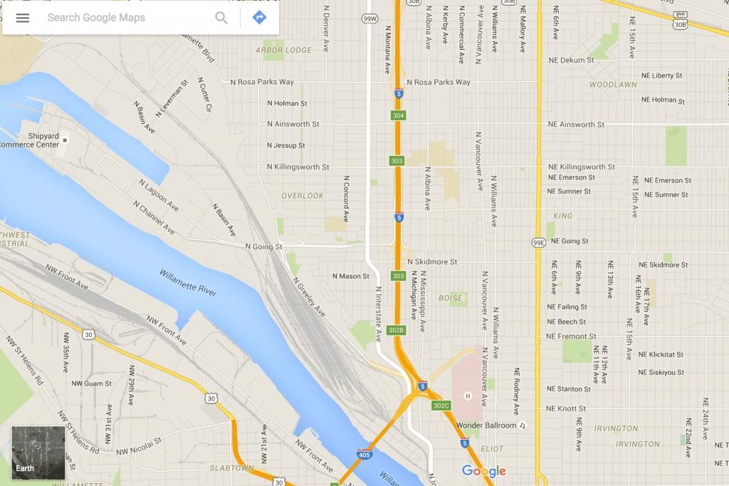 Google Maps Portland Oregon – Maps Driving Directions - Berkeley California Google Maps