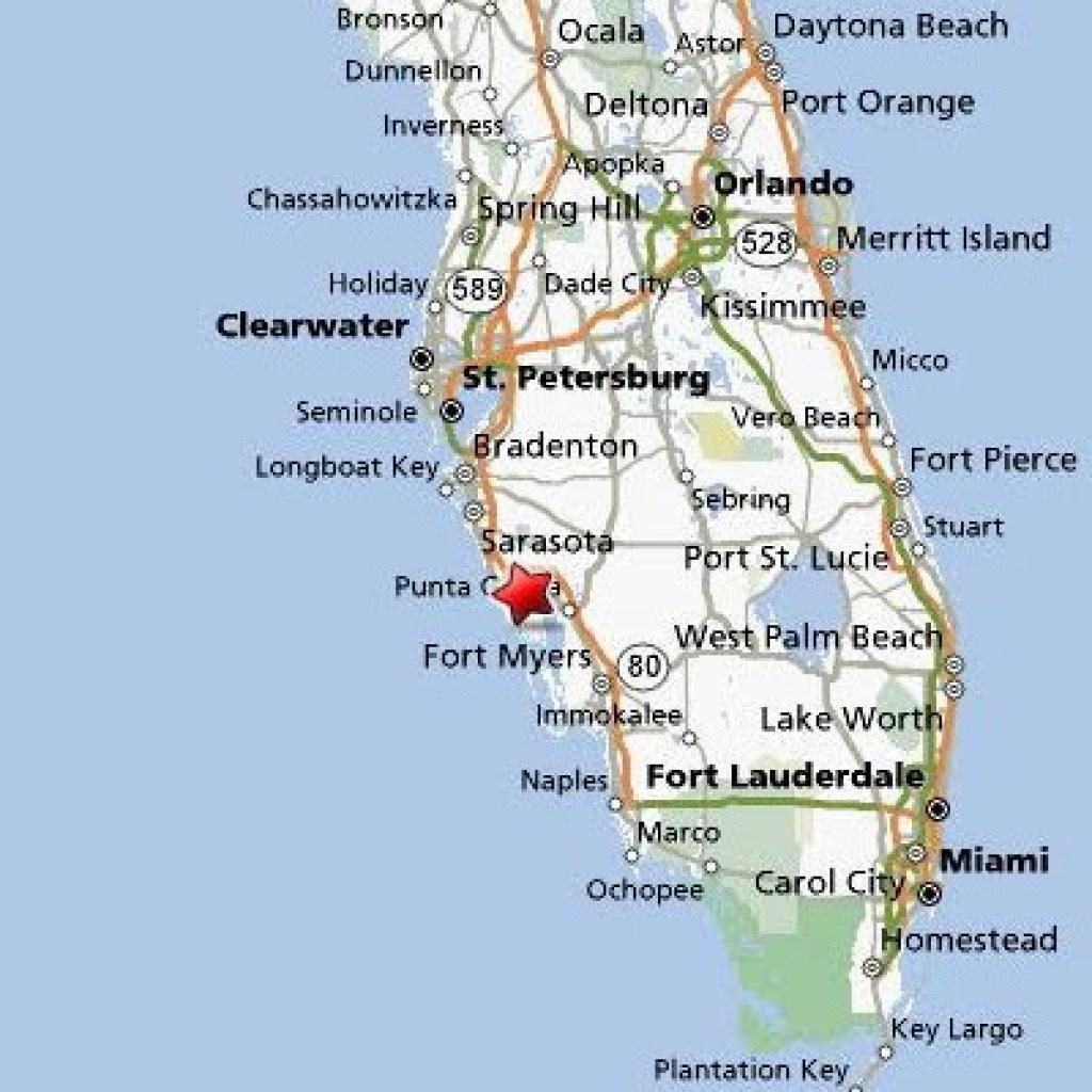 Google Maps Punta Gorda Fl - Where Is Punta Gorda Florida On A Map