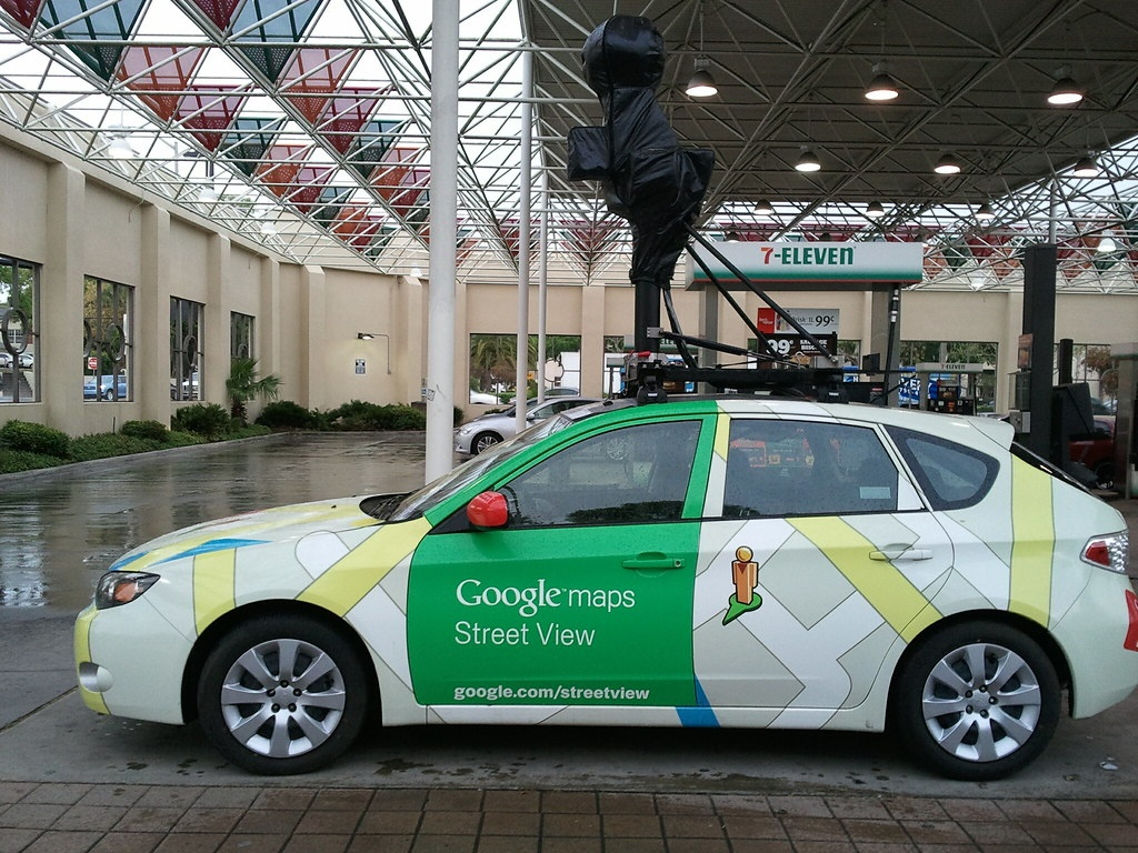Google Maps Street View Car | The Google Maps Street View Ca… | Flickr - Google Maps Orlando Florida Street View