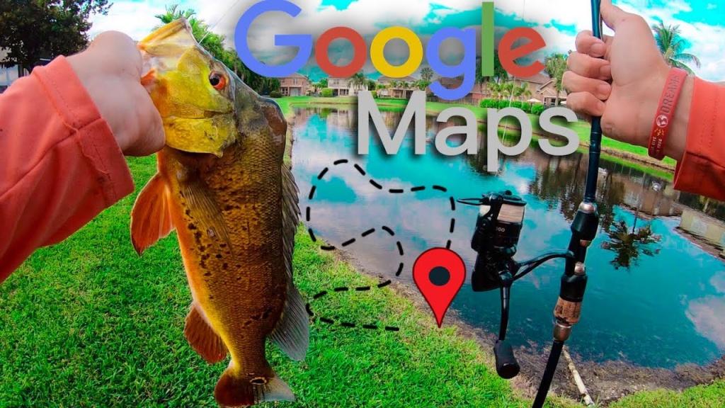 Google Maps Urban *south Florida* Fishing Challenge! (Loaded) - Youtube - South Florida Fishing Maps