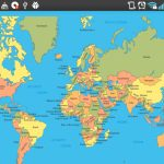 Google World Map   Free Large Images | Things To Wear | World Map   Large Printable World Map