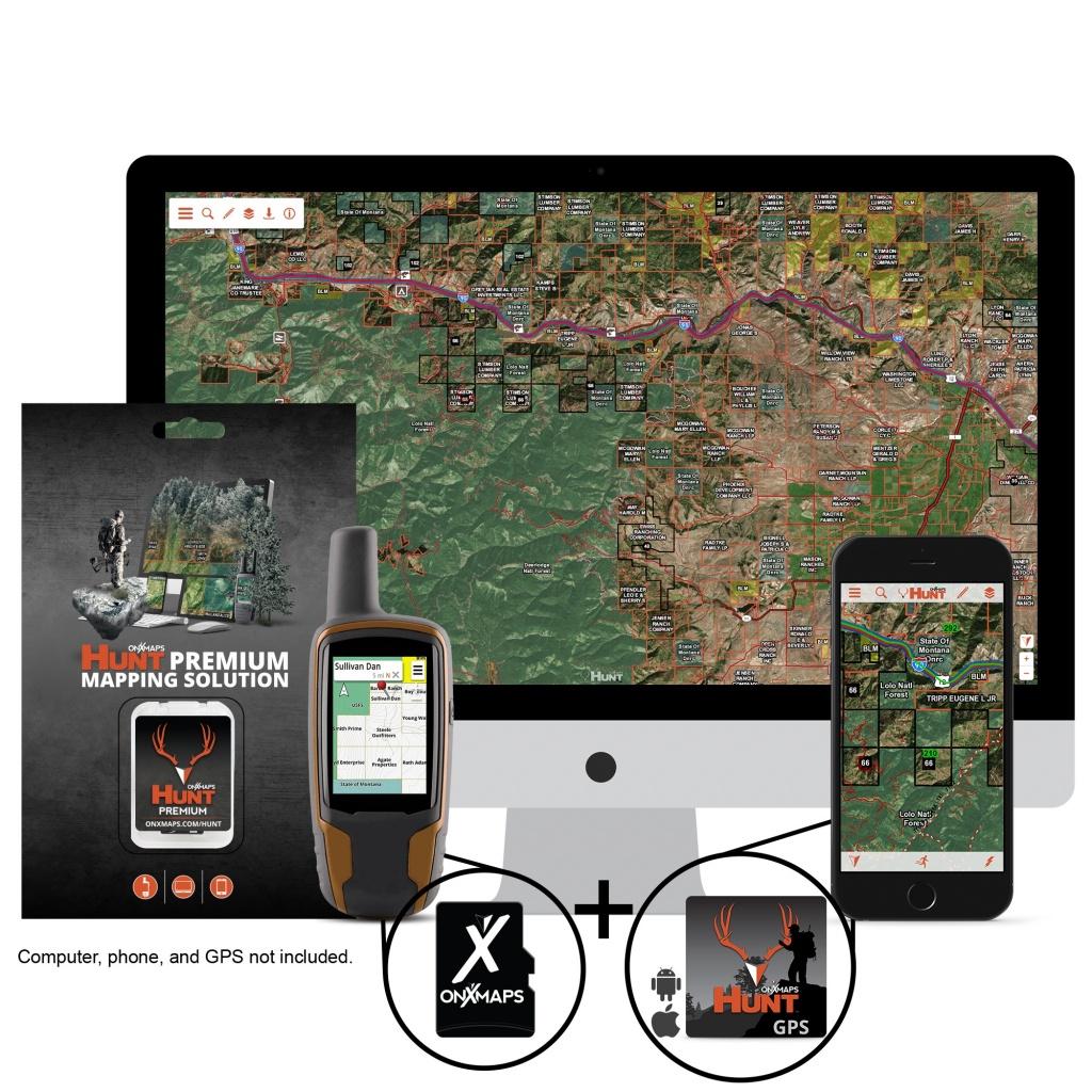 Gps Nation - Onxmap : The Lowest Price On Onxmap Only - Garmin Florida Map