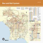Granada Hills California Map June 2016 Bus And Rail System Maps   Granada Hills California Map