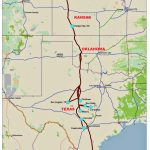 Great Western Cattle Trail Map | Home Town Oklahoma | Trail Maps   King Ranch Texas Map