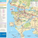 Greater Vancouver Tourist Map   Printable Map Of Vancouver