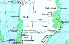 Greenland Maps | Maps Of Greenland – Printable Map Of Greenland