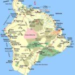 Hawaii Island   Aaccessmaps   Map Of The Big Island Hawaii Printable