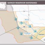 Hcfcd   Barker Reservoir   Barker Texas Map