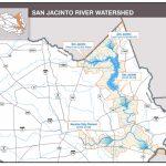 Hcfcd   San Jacinto River   Texas Creeks And Rivers Map