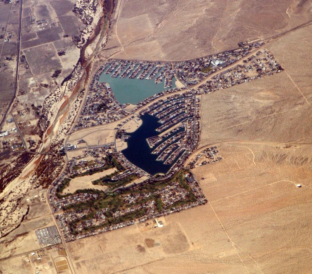 Helendale, California - Wikipedia - Silver Lake California Map
