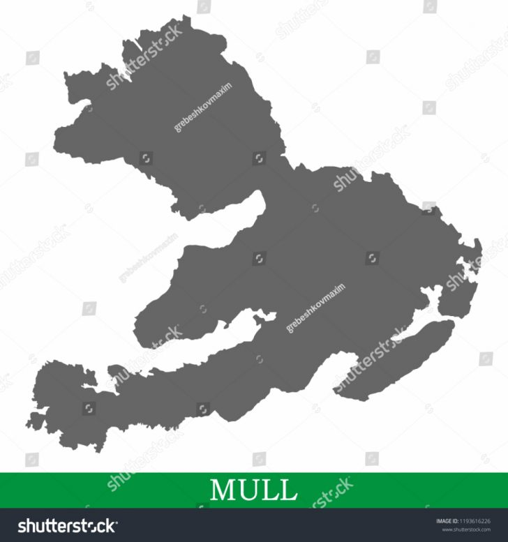 Printable Map Of Mull