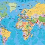 High Resolution World Map Pdf   Bing Images | Карты | World Map   Free Printable World Map Pdf