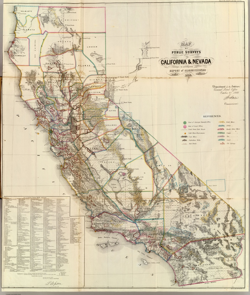 Historic Maps - Early California Maps