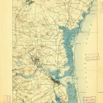 Historical Topographic Maps   Preserving The Past   Florida Land Elevation Map