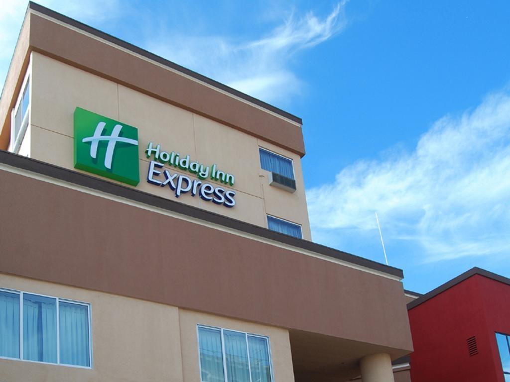 Holiday Inn Express Los Angeles, Ca - Booking - Map Of Holiday Inn Express Locations In California