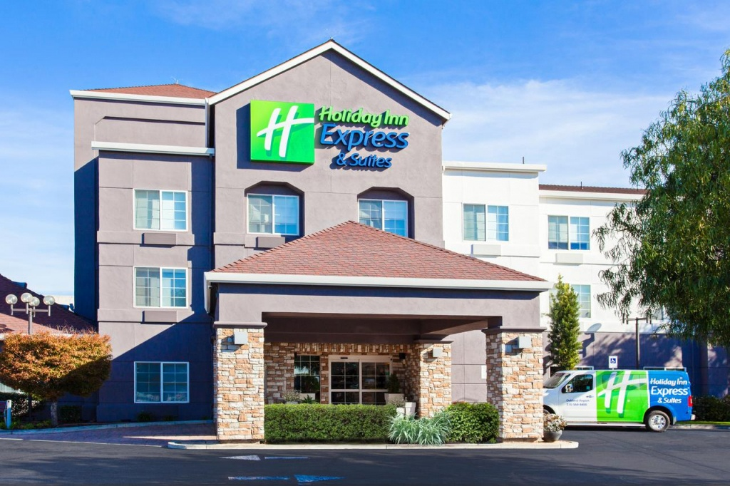 Holiday Inn Oakland - Airport, Ca - Booking - Map Of Holiday Inn Express Locations In California
