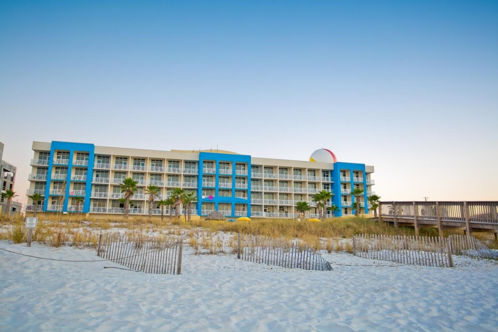 Holiday Inn Resort, Fort Walton Beach, Fl - Booking - Fort Walton Beach Florida Map Google