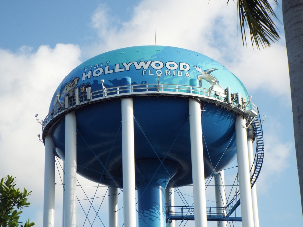 Hollywood, Florida - Wikipedia - Map Of Hotels In Hollywood Florida