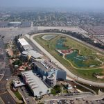 Hollywood Park Racetrack   Wikipedia   Horse Race Tracks In California Map