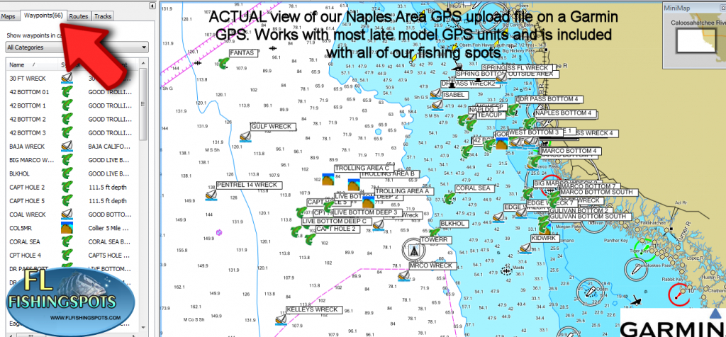 Hot Spots Fishing Maps « Guide To Coastal Georgia Fishing Spots - Top Spot Fishing Maps Florida