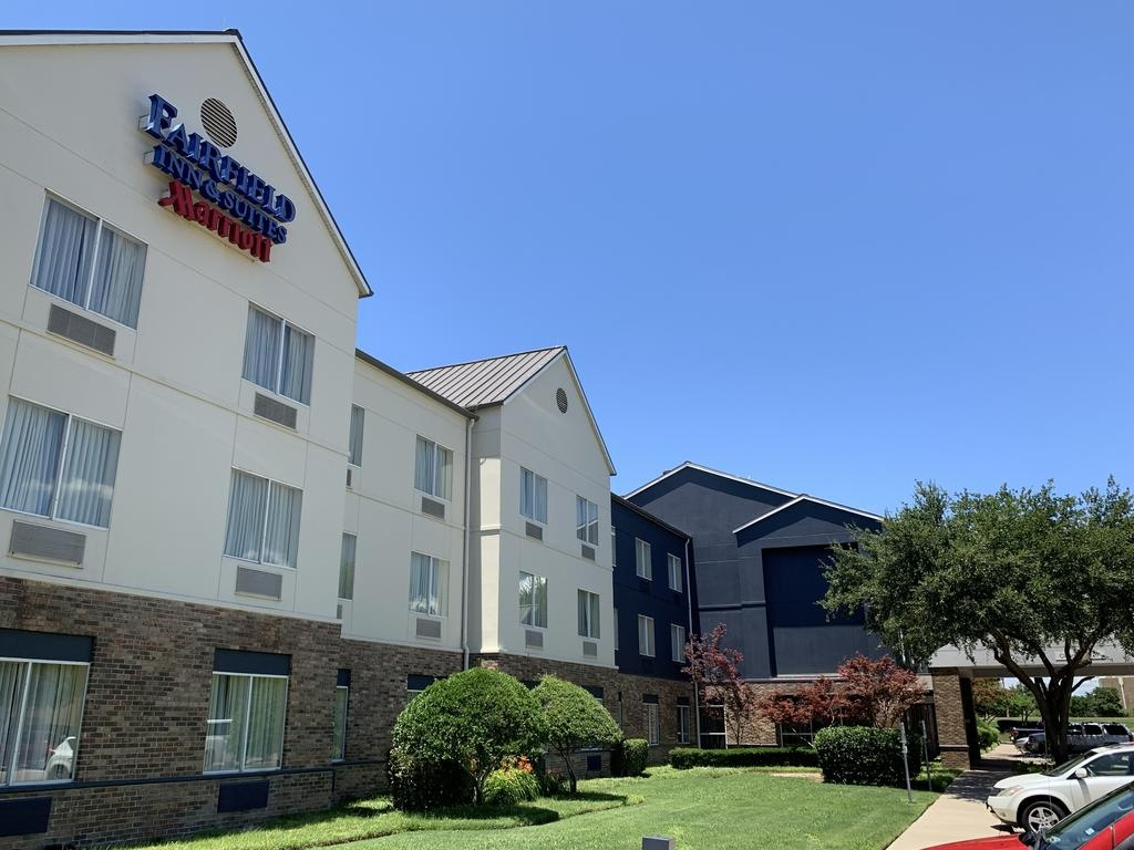Hotel Fairfield - Fossil Creek, Fort Worth, Tx - Booking - Map Of Hotels Near Fort Worth Texas Convention Center
