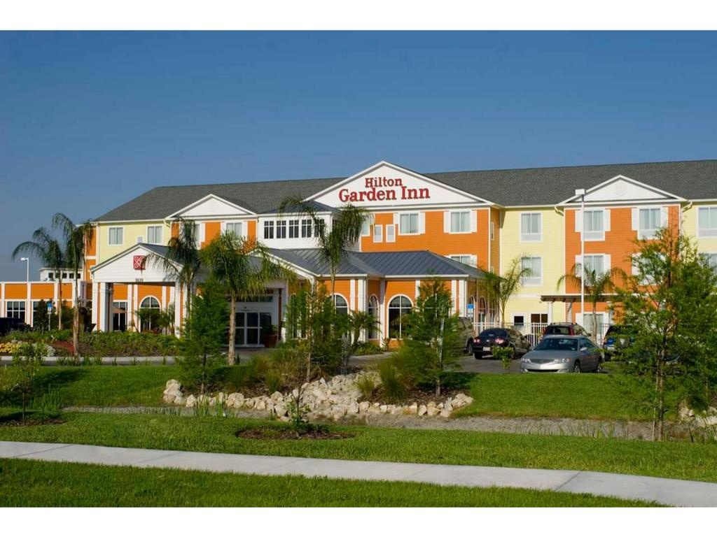 Hotel Hilton Garden Lakeland, Fl - Booking - Lakeland Florida Hotels Map