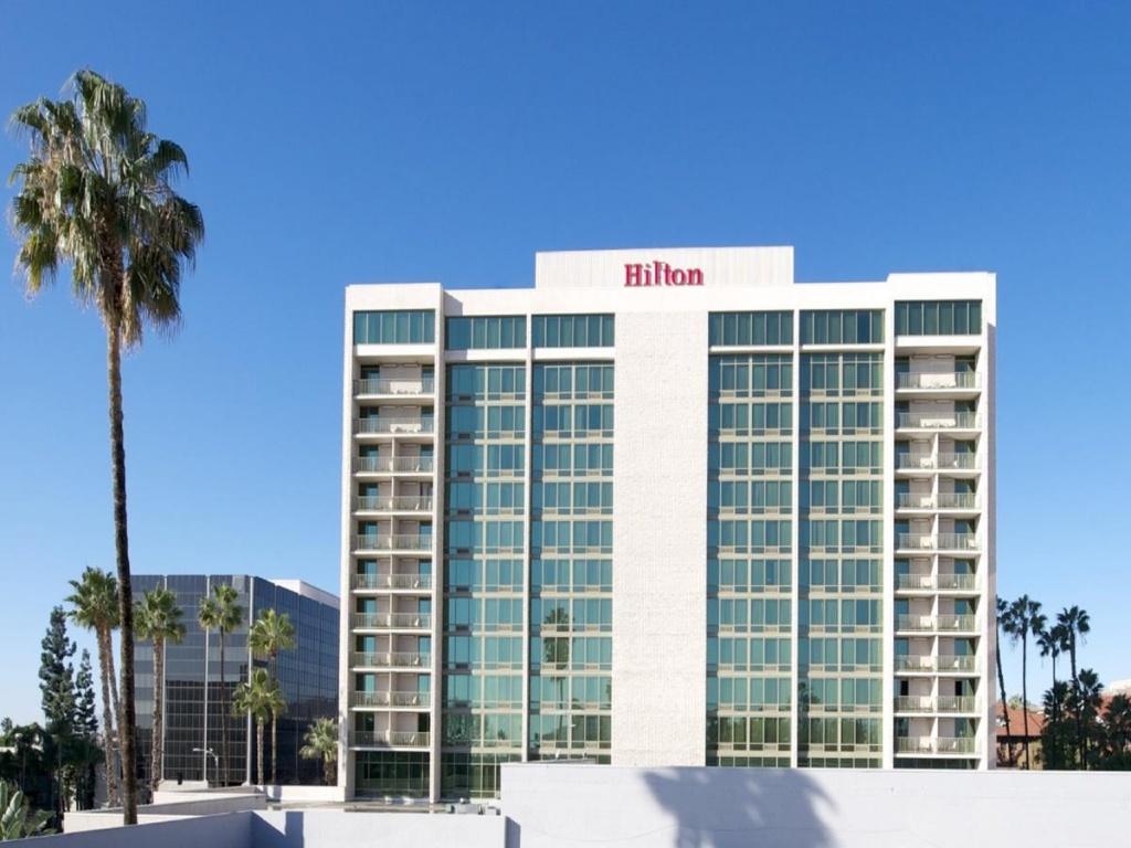 Hotel Hilton Pasadena, Ca - Booking - Map Of Hilton Hotels In California